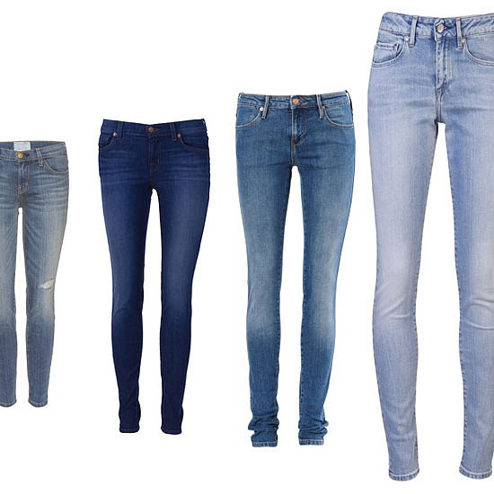 The Essential Wardrobe: 10 of the Best Blue Jeans
