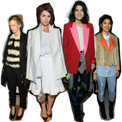 What the Fashion Editors Wear to New York Fashion Week 2013