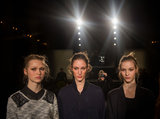 2013 Autumn Winter London Fashion Week: Sass & Bide Bring Barely-There Beauty to the Runway