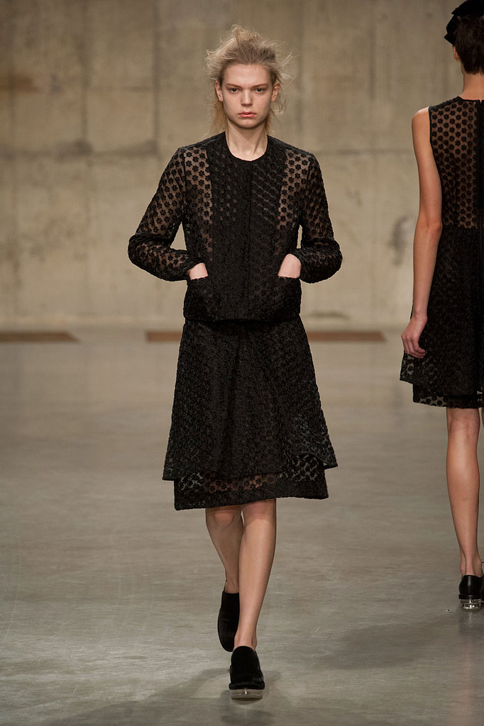 Simone Rocha Fall 2013