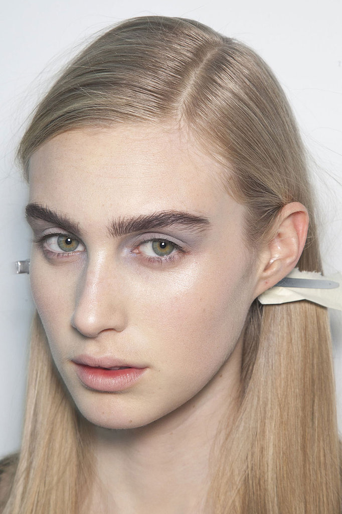 The Makeup at Erdem, London