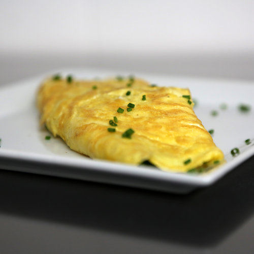 Difference Between American and French Omelets