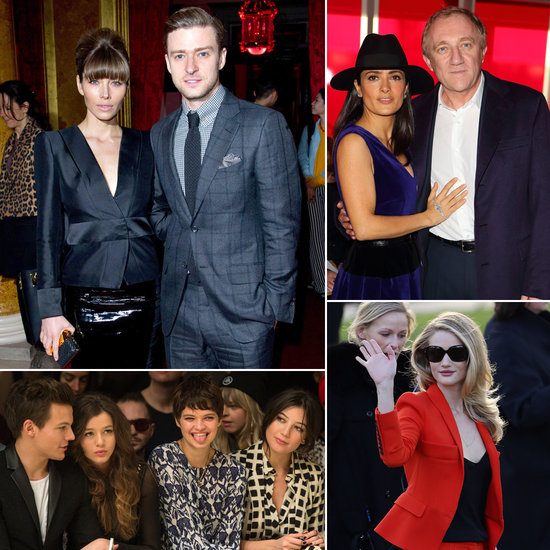See All the Stars at London Fashion Week!