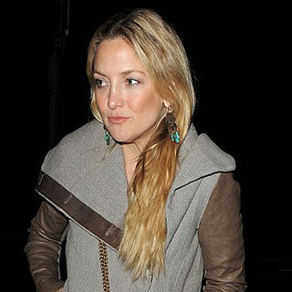 Kate Hudson and Harry Styles at Muse Concert in London