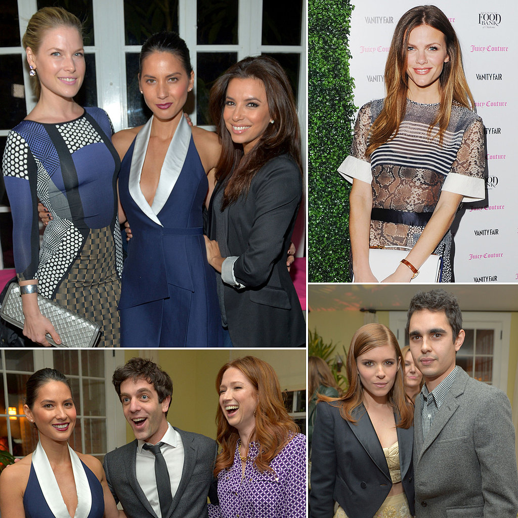 Brooklyn Decker, Eva Longoria and More Stars Celebrate With Vanity Fair