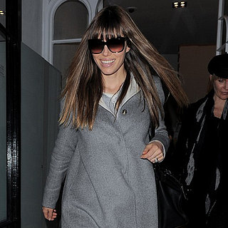 Jessica Biel Shopping in London | Pictures