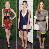 Jaime King, Olivia Munn, and Brooklyn Decker Celebrate Vanity Fair