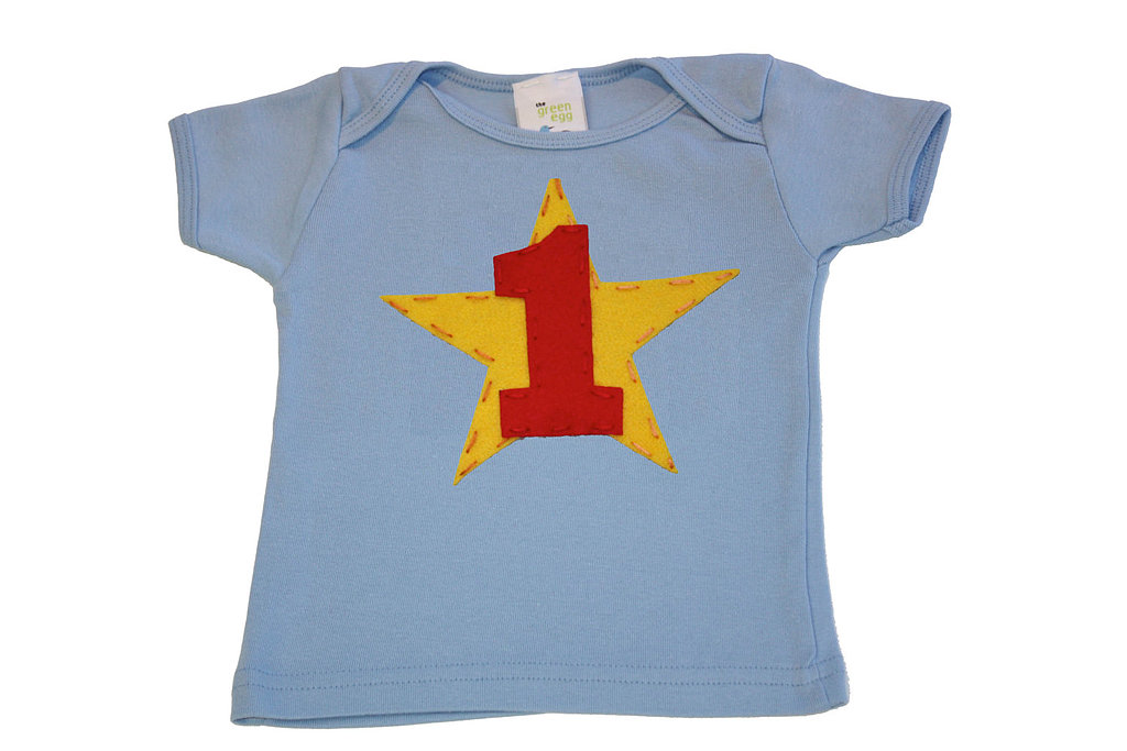 First Birthday Shirt ($24)