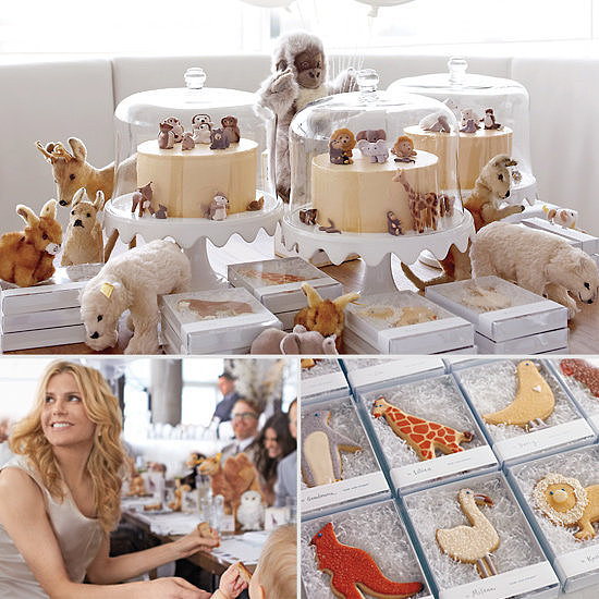 Martha Stewart's Sophisticated and Sweet Animal Party
