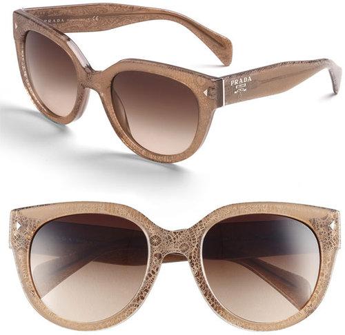 Prada Cat's Eye Sunglasses