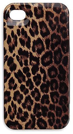 Leopard Printed Hardcase