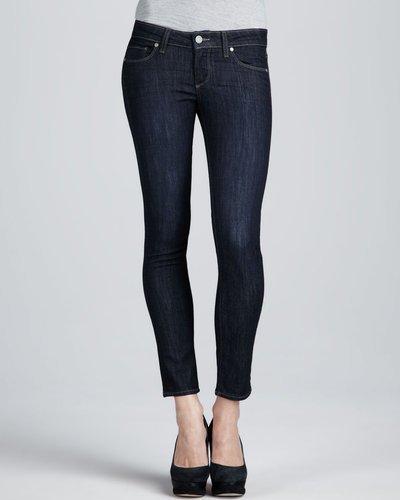 Paige Denim Skyline Ankle Peg Dream Jeans