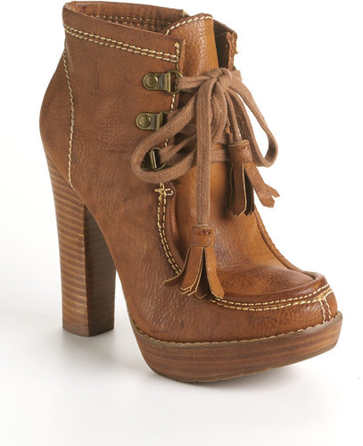 MIA Layla Platform Ankle Boots