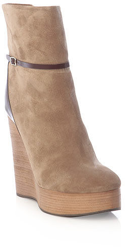 Chloe Bi colour boot