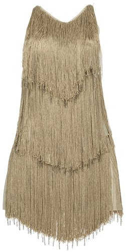 Azzaro fringe dress