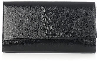 Yves Saint Laurent Belle du Jour patent clutch