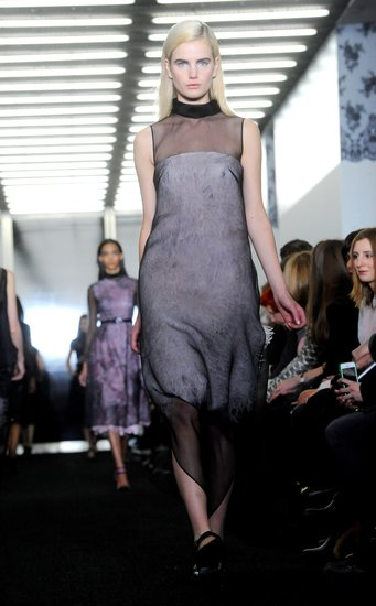2013 Autumn Winter London Fashion Week: Erdem