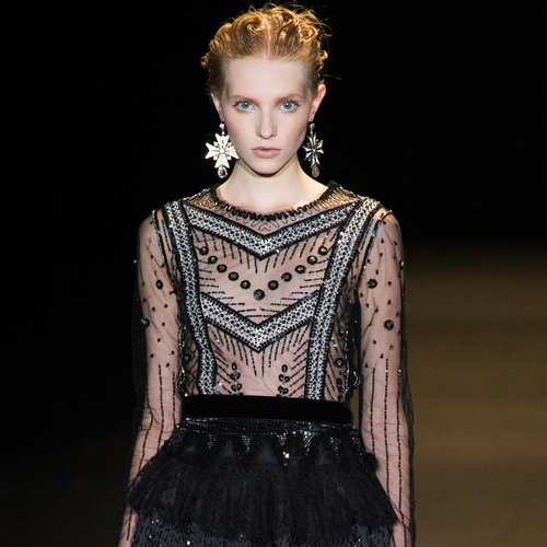 Alberta Ferretti Review | Fashion Week Fall 2013