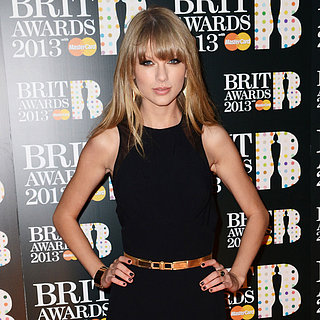 Taylor Swift at the Brit Awards 2013 | Pictures