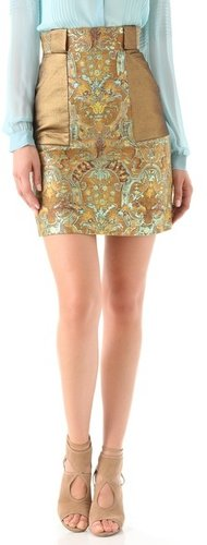 Matthew williamson Embroidered Skirt