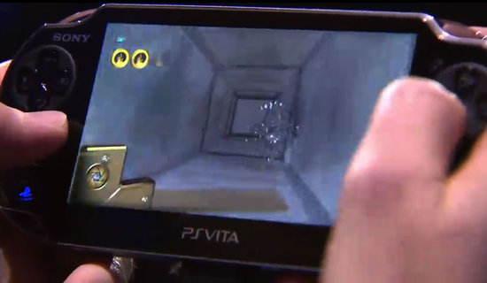 With the Remote Play feature, you can also play PlayStation 4 games on the PlayStation Vita.
