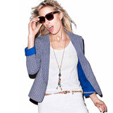 Karolina Kurkova Heats Things Up in Loft's New Summer Lookbook