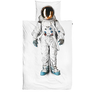 Snurk Astronaut, Princess, and Trampoline Bedding For Kids