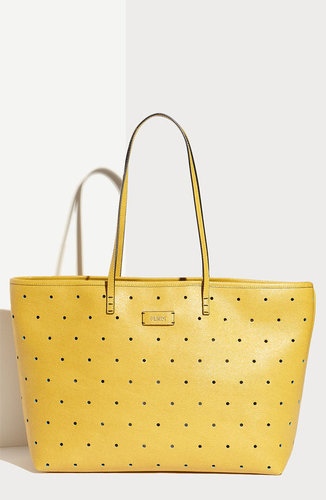 Fendi &#039;Roll&#039; Perforated Tote