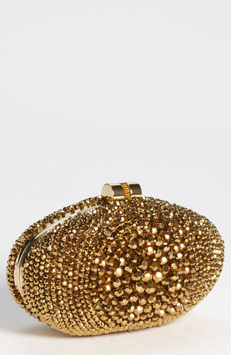 Sondra Roberts 'Beaded Bull's Eye' Clutch
