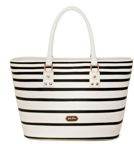 FOLLI FOLLIE Stripes Handbag