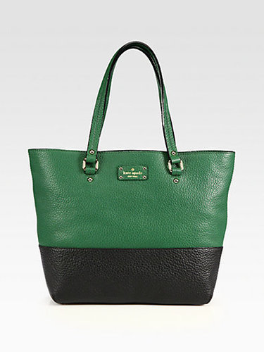 Kate Spade New York Abela Striped Tote Bag