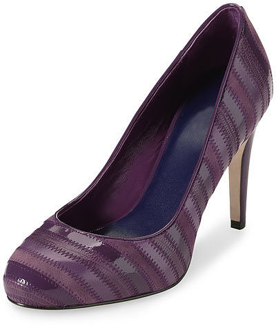 Cole Haan Violet Air Mix-Stripe Pump
