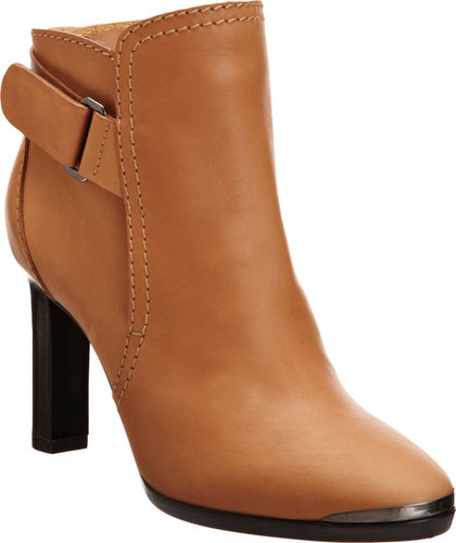 Lanvin Paneled Bootie