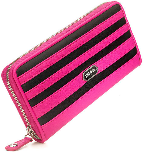 FOLLI FOLLIE Stripes Wallet