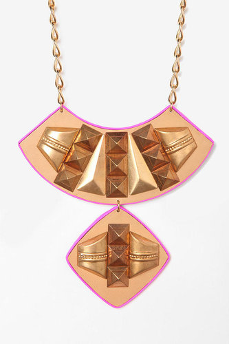 Sandy Hyun Statement Necklace