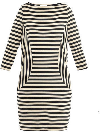 Anna & Boy Stripe pool dress