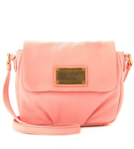 Marc by Marc Jacobs ISABELLE LEATHER SHOULDER BAG