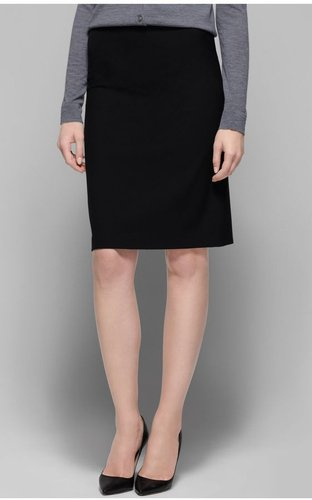 Golda High Waist Tailor Pencil Skirt