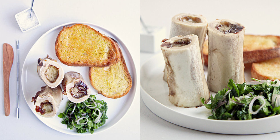 Add a Touch of Decadence to Dinner With Roasted Bone Marrow