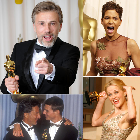 Hilarious Oscar Press Room Pictures You Have to See