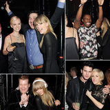 Taylor Swift Parties the Night Away With Carey Mulligan and Marcus Mumford