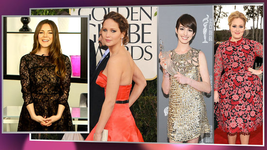 The Starlets We're Most Excited to See at the Oscars!