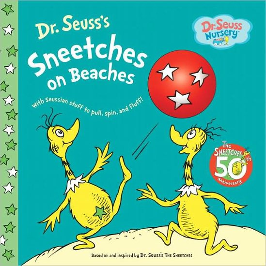 Dr. Seuss&#039;s Sneetches on Beaches