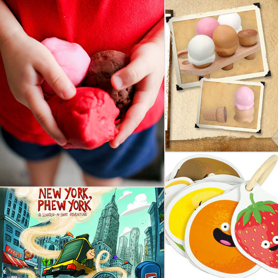 Scent-sational! 8 Toys to Stimulate Your Tot's Sense of Smell