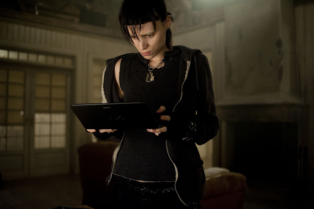 Rooney Mara: The Girl With the Dragon Tattoo