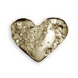Bring a little love to your desk space with this decorative, hand-carved pyrite heart ($240) — the perfect pick for a glamorous paper weight.