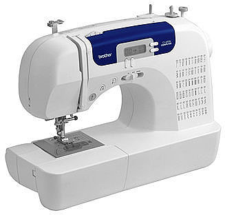 Brother CS6000I Sewing Machine, Computerized