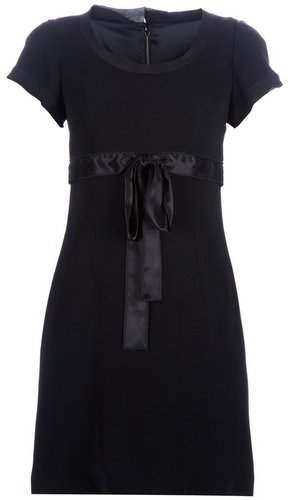 Dolce &amp; Gabbana Bow ribbon dress