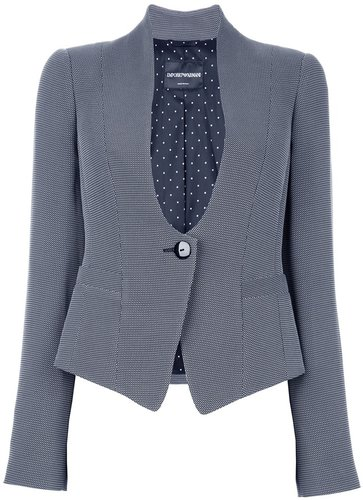 Emporio Armani Single button blazer