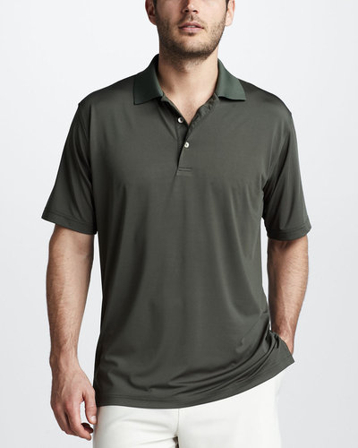 Men's Fall 2012 Trends: Loden Green